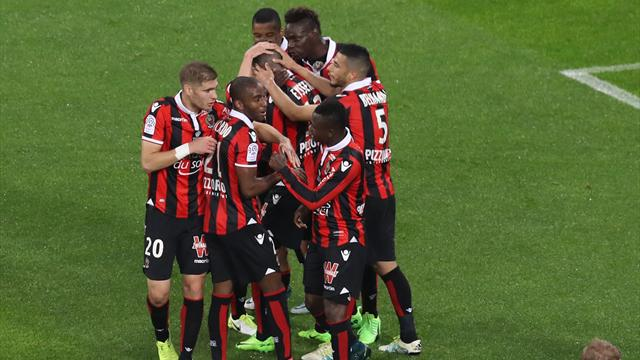 Nice stay in title contention with Bordeaux win