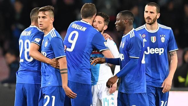 Rivales Champions: La Juventus no pasa del empate frente al Nápoles; Bayern y Leicester ganan