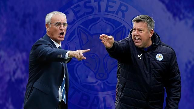 C'est cruel pour Ranieri mais Shakespeare a tout changé pour Leicester