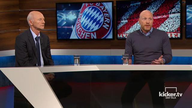 """Sammer: """"Es war eine absolute Ehre, für Bayern zu arbeiten"""""""