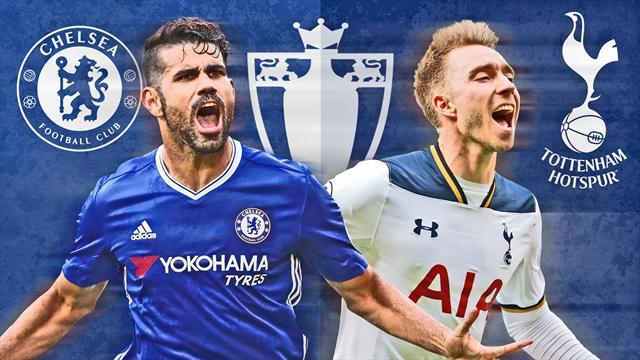 Sept points de retard à huit journées du terme : Tottenham peut-il le faire ?
