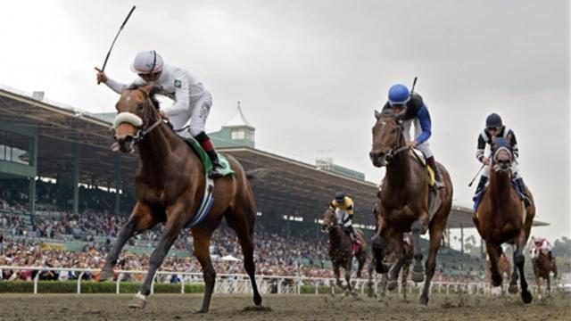 El Derby de Santa Anita calienta motores