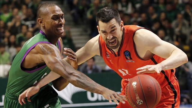 Final Eurocup, Valencia Basket-Unicaja Málaga: Todo a la última carta (20:30)