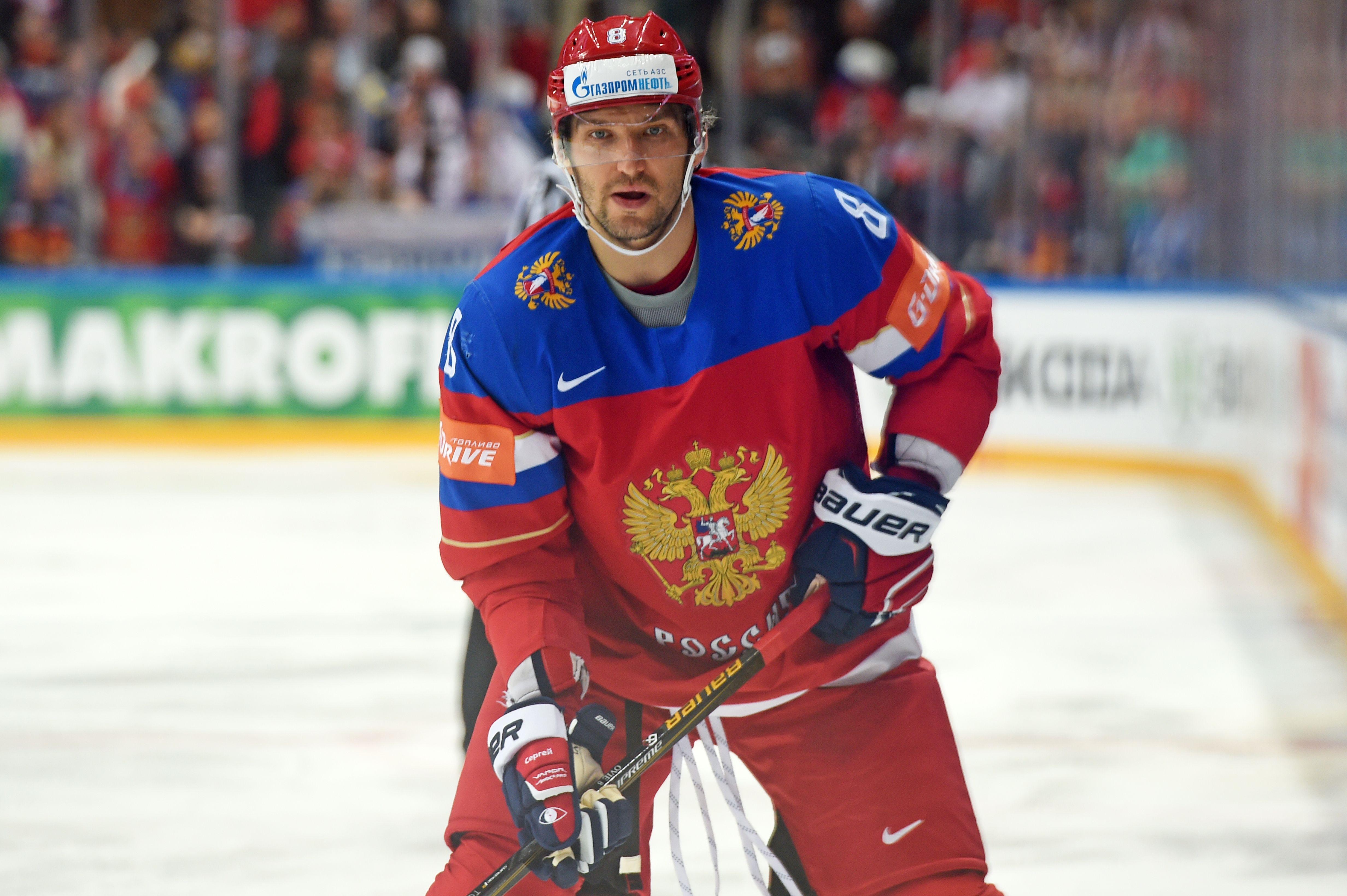 Alexander Ovechkin zeigt NHL-Absage die kalte Schulter