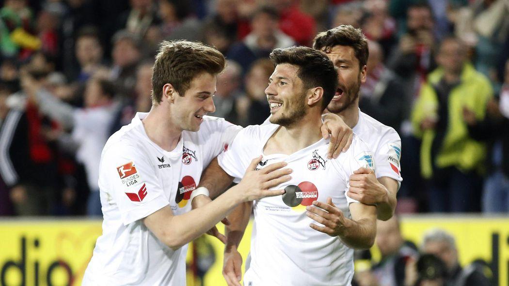 1 Fc Köln Stellt Neue Europa League Trikots Vor Bundesliga 2017