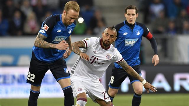 Allemagne: le Bayern méconnaissable battu 1-0 à Hoffenheim