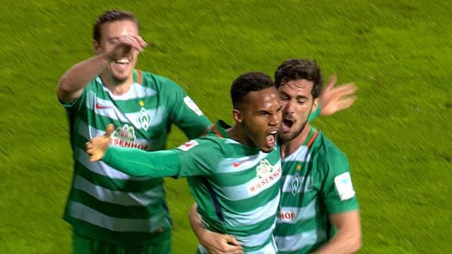 Høydepunkter: Werder Bremen - Schalke 04