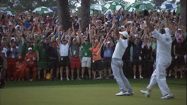 ROLEX MINUTE: 'It means everything' - Masters legends relive triumphs
