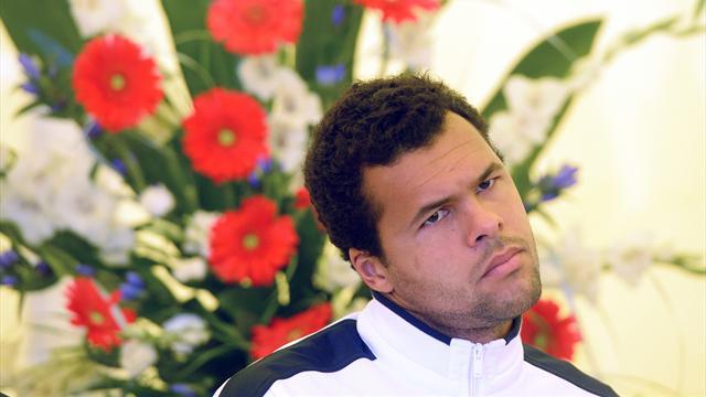 Jérémy Chardy apporte le 2e point à la France — Tennis