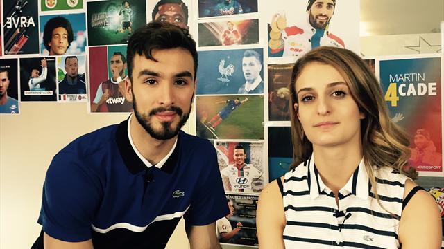 """""""Aucun regret pour Helsinki"""" : Le couple Papadakis-Cizeron a répondu à vos questions"""