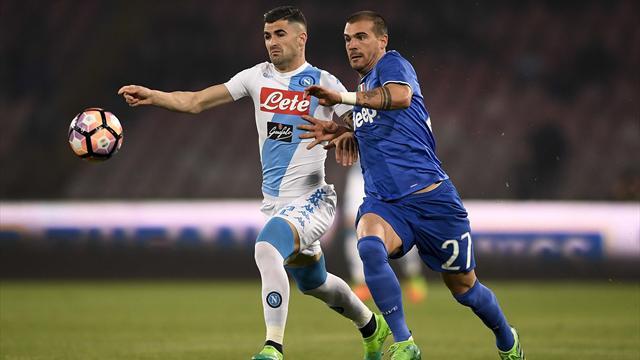 Al Napoli non basta vincere la Juve in finale con Higuain