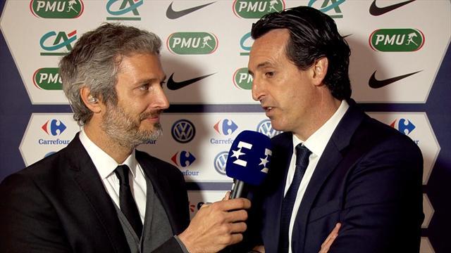 Emery sur Monaco : «L'adversaire le plus difficile cette année»