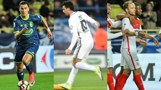 El Ghazi, Pastore, Germain… : Le top 5 des buts des quarts de finale
