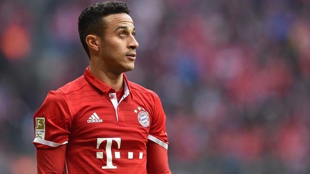Bleibt Thiago beim FC Bayern? Vater kündigt Gespräche an