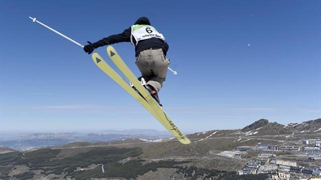 Sierra Nevada acogerá en Semana Santa los Campeonatos de España de Slopestyle