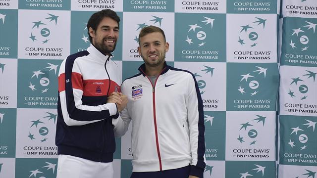 Chardy: «Etre appelé en Coupe Davis, c'est la plus belle des récompenses»