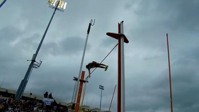 Duplantis signe un record du monde