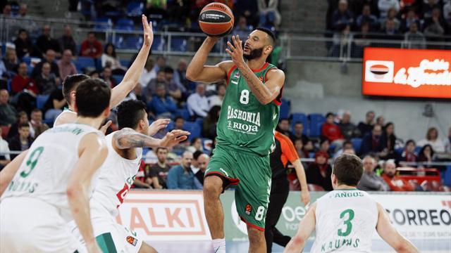 EuroLeague'in en iyi savunmacısı Barcelona'da
