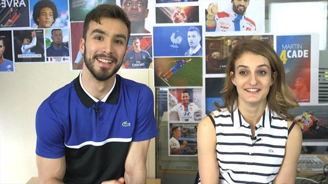 2017, couple et avocat... L'interview Google de Guillaume Cizeron et Gabriella Papadakis