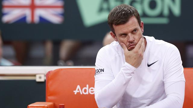 Great Britain's hopes in tatters after two defeats