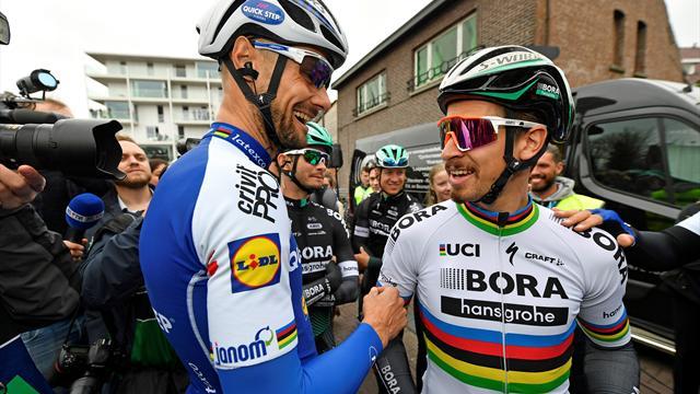 Boonen accuse Cancellara de lui avoir volé le Tour des Flandres 2010