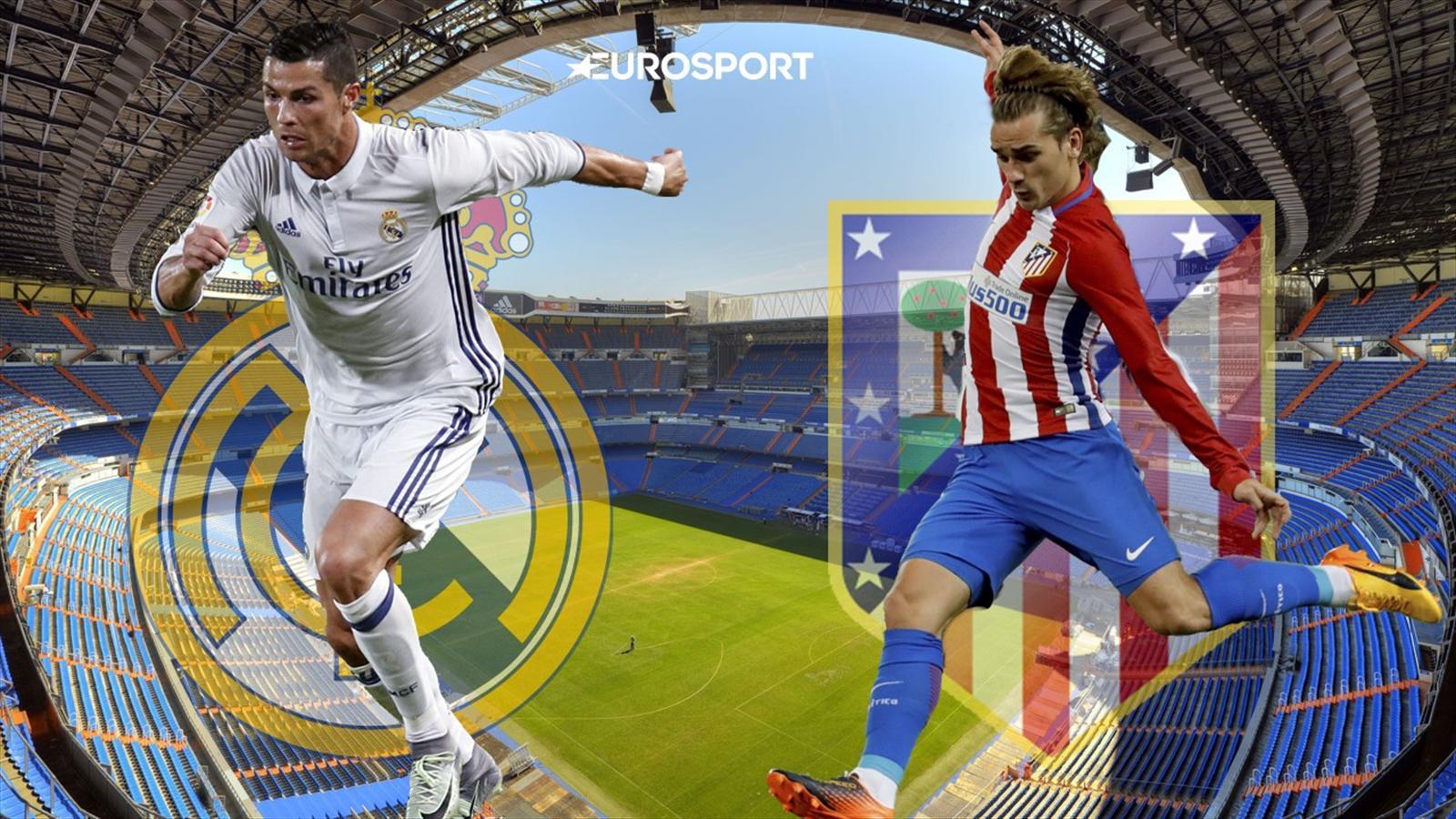 ¿Dónde ver el Real Madrid vs Atlético? Champions League ...