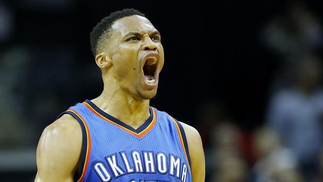 ESPN: Уэстбрук подпишет 5-летний контракт с «Оклахомой» на 205 миллионов евро
