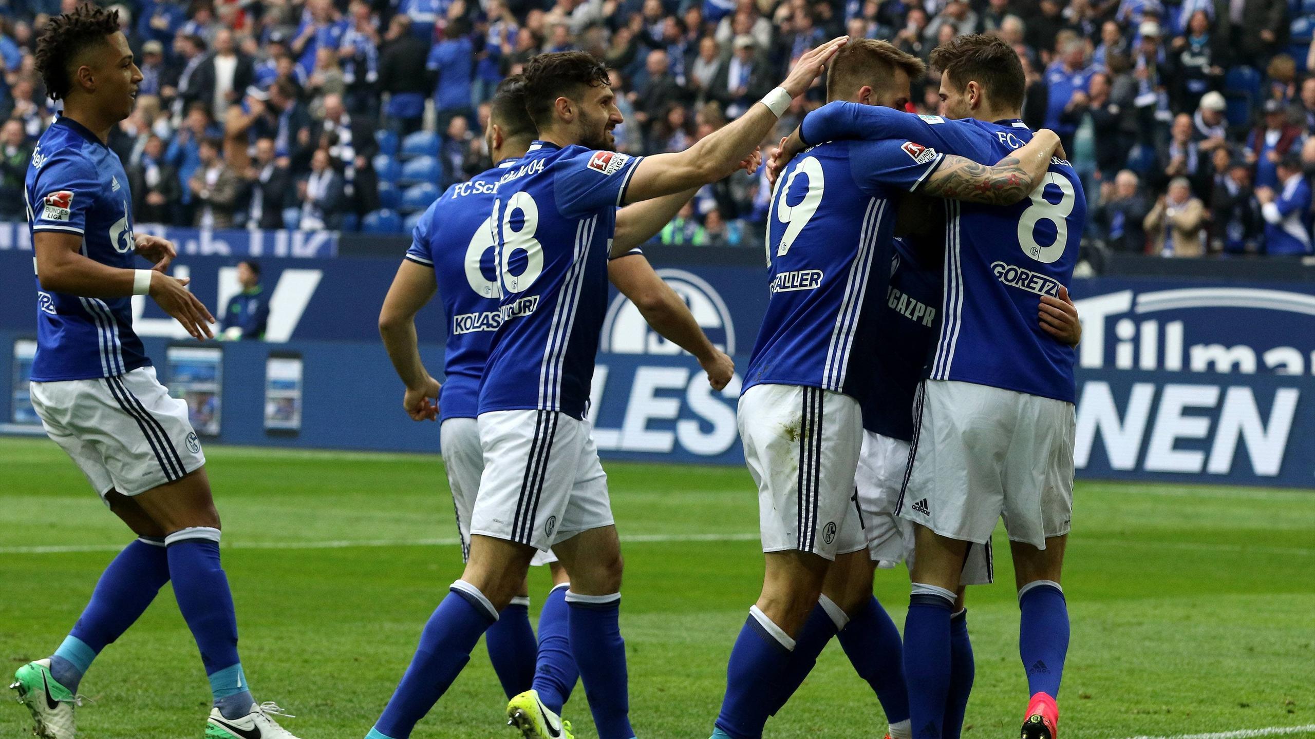 Schalke Tickets Europa League