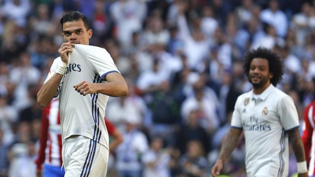 Zidane se queda con lo justo en defensa para Múnich