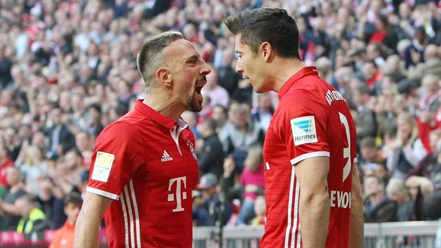Le pagelle di Bayern Monaco-Borussia Dortmund 4-1
