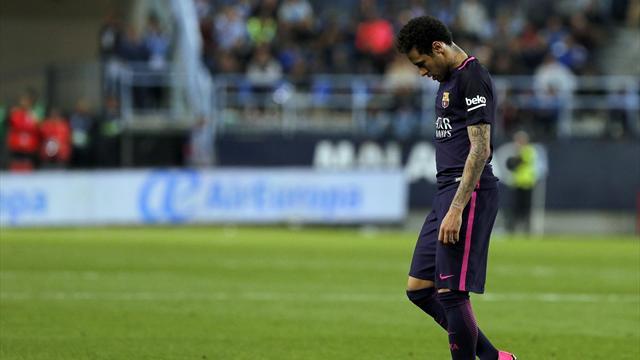 Apelación no rebaja la sanción a Neymar y se perderá el Clásico, salvo que logre la cautelar del TAD