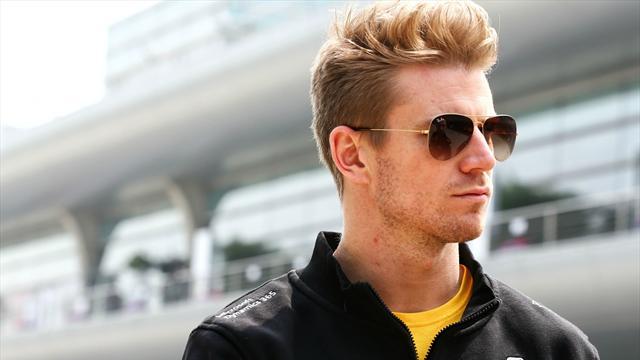 """Nico Hülkenberg """"pas frustré"""" de quitter la F1 l'année prochaine"""
