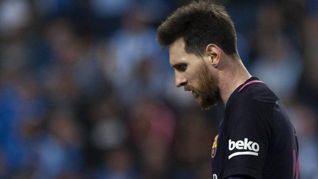 Malaga spring shock victory over Barcelona