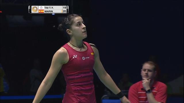 Carolina Marín cae en la final de Malasia ante la número 1 del mundo