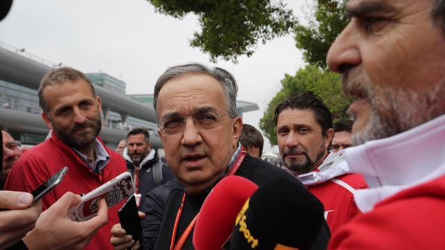 Ferrari, Marchionne possibilista sul Suv