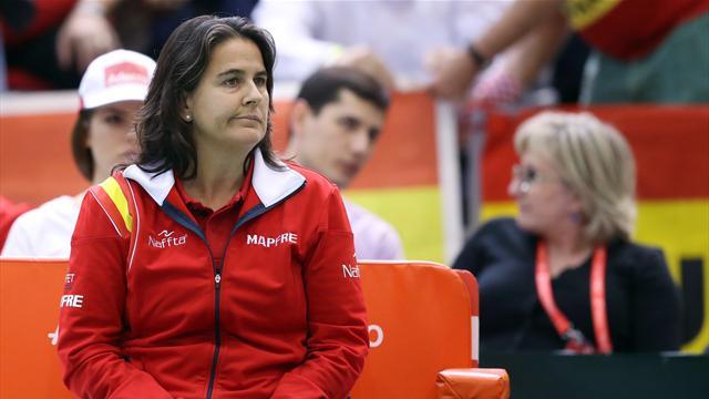 Copa Davis: El adiós de la España de las ausencias