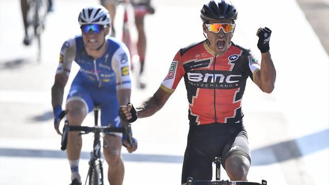 Paris-Roubaix'de zaferin adı Greg Van Avermaet