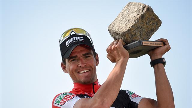 Ван Авермат выиграл гонку «Париж – Рубе»