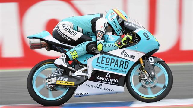 Moto3: Mir imbattibile, da 16esimo alla seconda vittoria stagionale. Migno 5°
