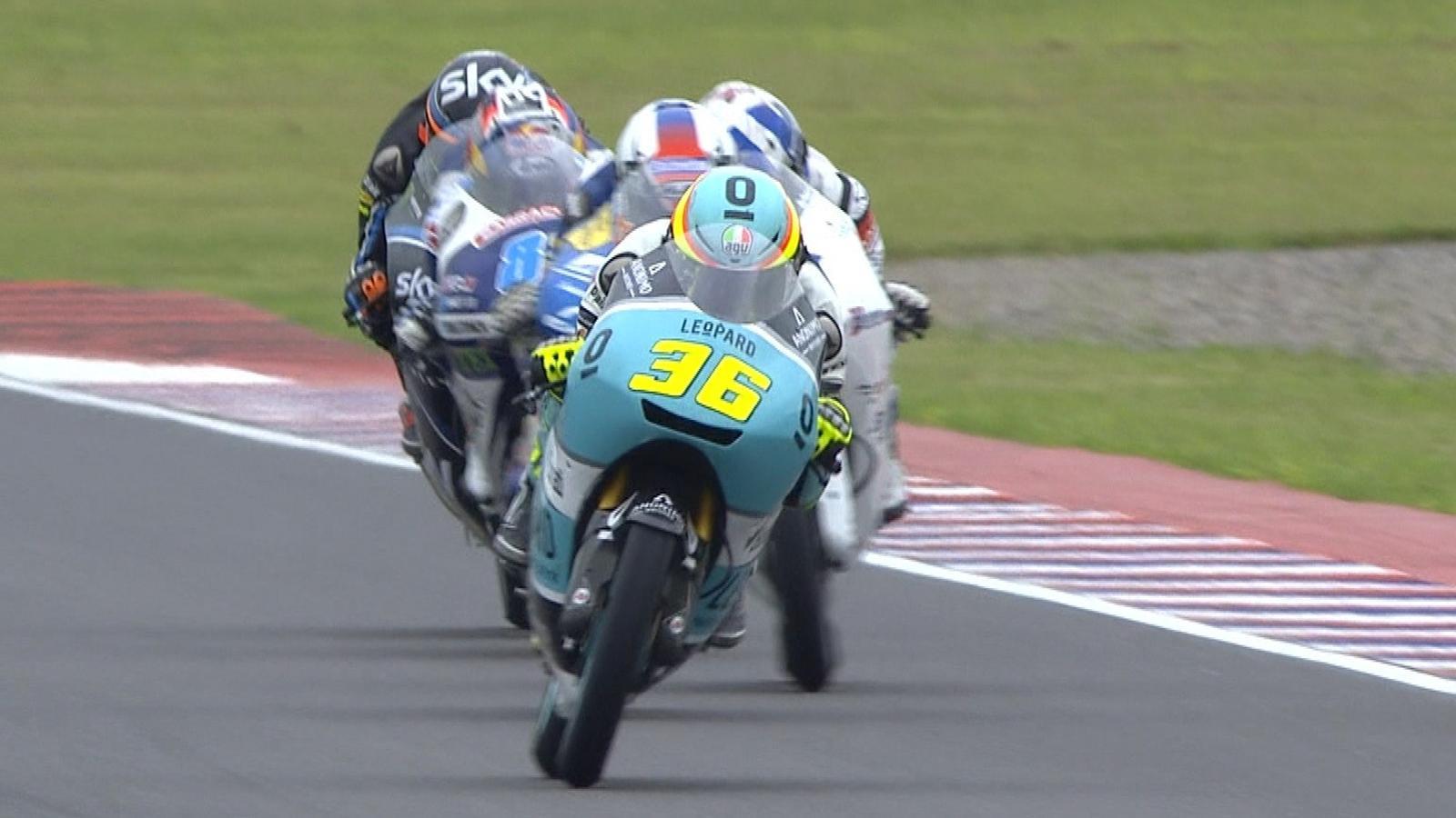 Der Große Preis von Argentinien fand am Januar auf dem Autódromo Municipal Ciudad de Buenos Aires statt und war das erste Rennen der Automobil-Weltmeisterschaft