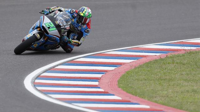 Moto2: Morbidelli fenomenale, dopo il Qatar trionfa anche in Argentina