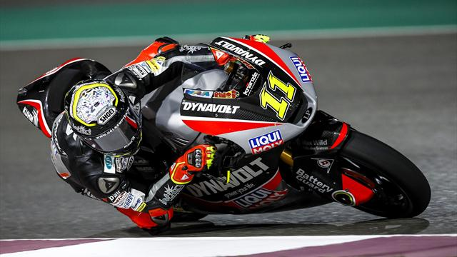 Moto2-Pilot Cortese holt Top-10-Ergebnis