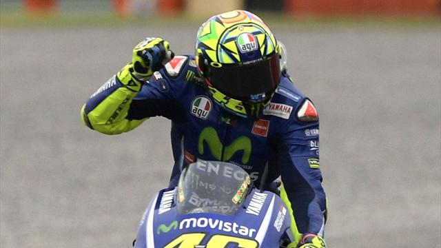 """Rossis klares Ziel: """"Im Training schneller sein"""""""