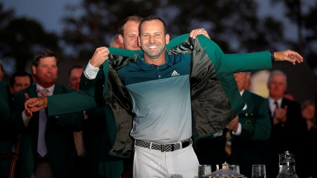 Garcia eyes rare Masters double to emulate Woods, Faldo and Nicklaus