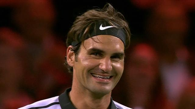 Pour l'Afrique et surtout pour le show, Federer et Murray ont régalé Zürich