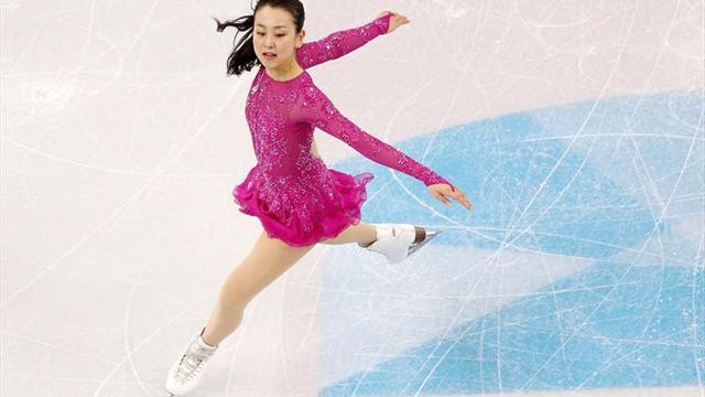 Figuras del patinaje japonés homenajean a Mao Asada tras anunciar su retirada