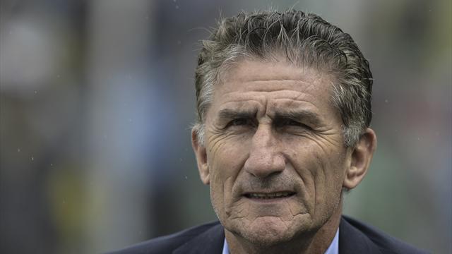 Argentina coach Bauza sacked, says AFA president Tapia