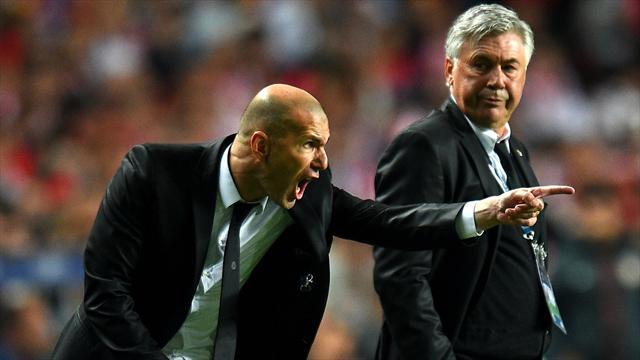 L'élève Zidane peut-il dépasser le maître Ancelotti ?
