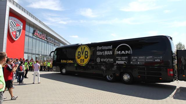 Attentat auf BVB-Bus: Spuren führen ins Ausland