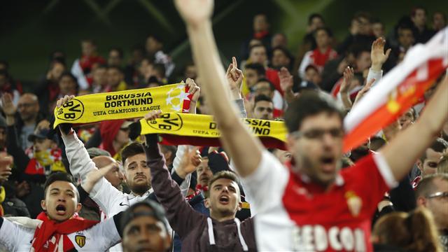 Dortmund - Mónaco: choque suspendido se juega este miércoles